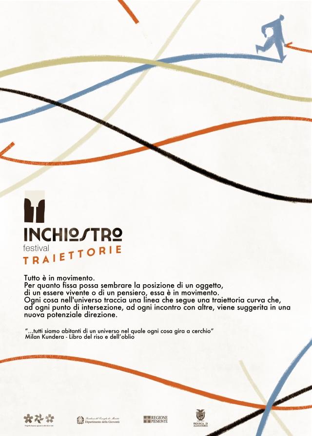 Traiettorie - Inchiostro Festival 2016